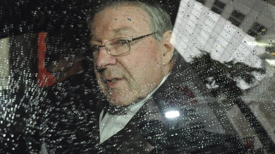 El ministro de Finanzas del Vaticano niega las acusaciones de pederastia