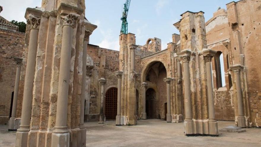Iglesia de Santa María La Mayor de Cartagena