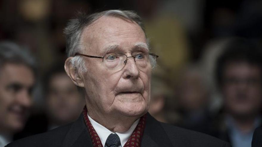 Muere con 91 años el fundador de Ikea, Ingvar Kamprad