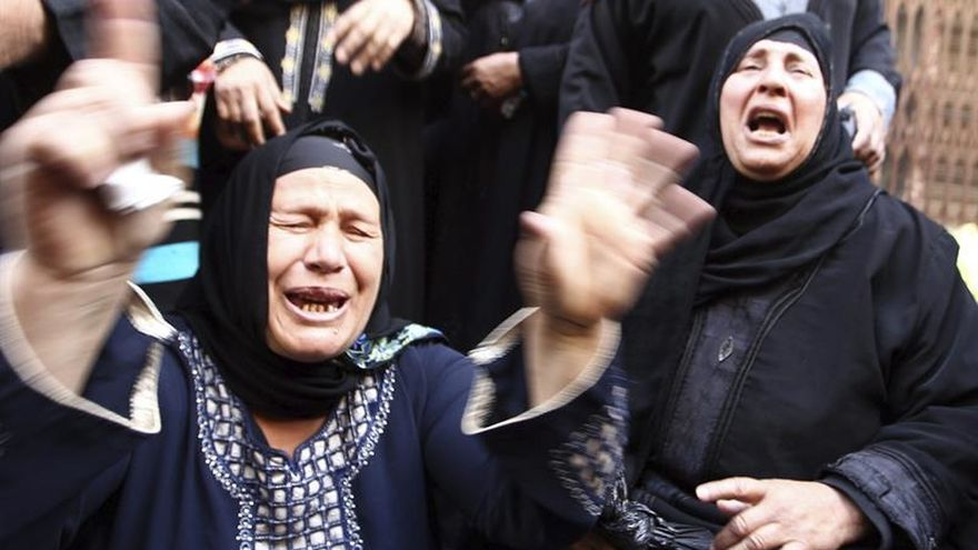 Confirman la pena de muerte a 7 islamistas egipcios por el asesinato de un policía
