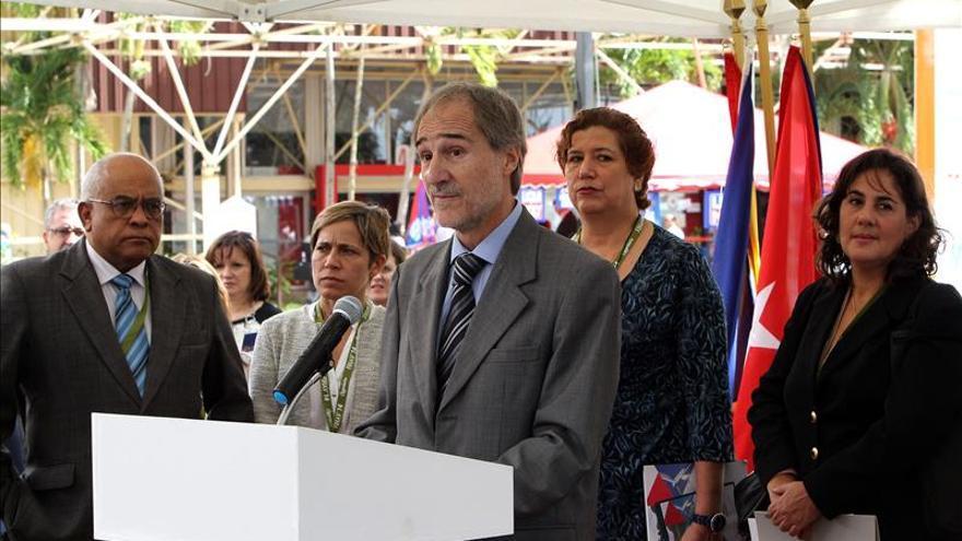 España repite como país más representado en feria empresarial de La Habana