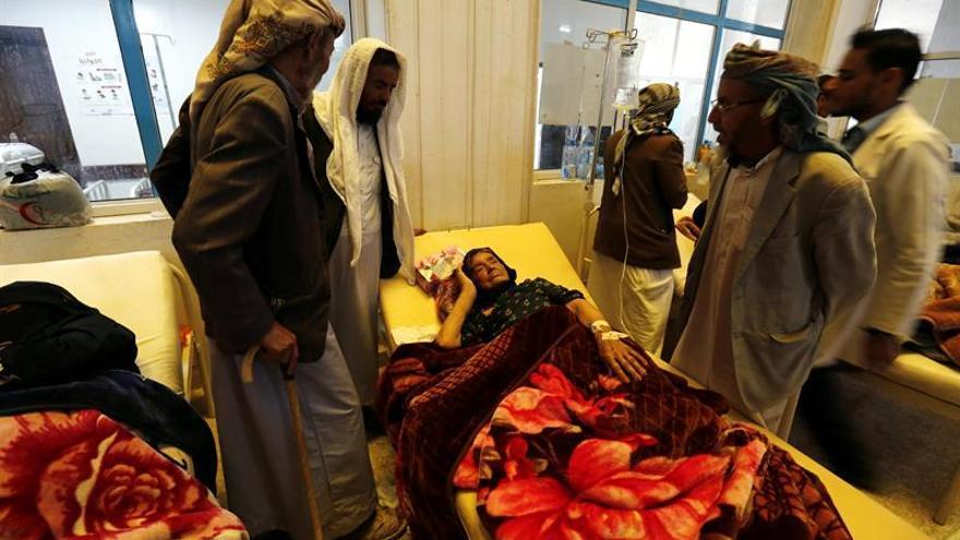 Los muertos por el cólera en el Yemen suben a 1.146