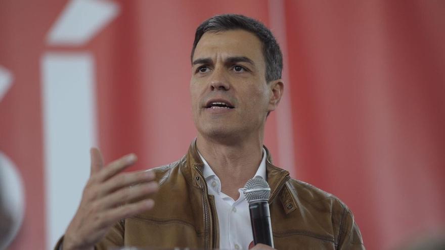 """Pedro Sánchez afirma que la FSA ha sido """"la vanguardia en la defensa de los derechos de los afiliados"""" del PSOE"""