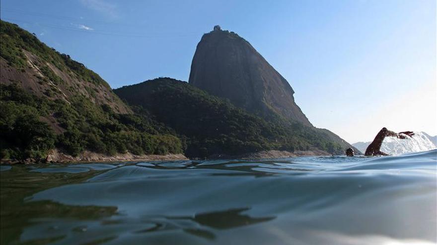 Río de Janeiro vive el día más caliente con una sensación térmica de 50 grados