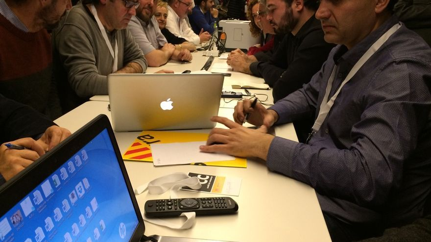"""ERC espera """"grandes resultados"""" y destaca el aumento de participación"""