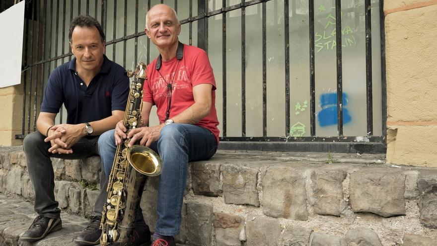 El Museo Guggenheim retoma este martes sus 'noches de Jazz' con  Andrzej Olejniczak e Iñaki Salvador