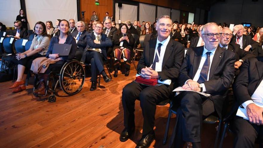 El Congreso de la Dante sale por primera vez de Europa y recala en Argentina