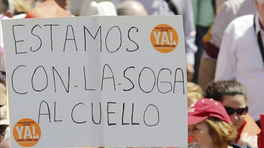 Medio millón de afectados de Fórum y Afinsa piden Justicia nueve años después