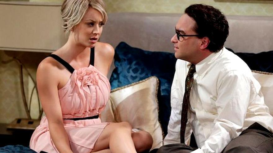 The Big Bang Theory sigue en lo más alto de las audiencias temáticas