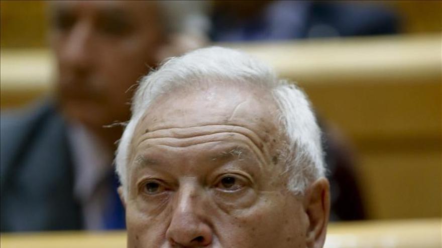 Margallo y su homólogo italiano abordan la importancia de la dimensión sur en UE