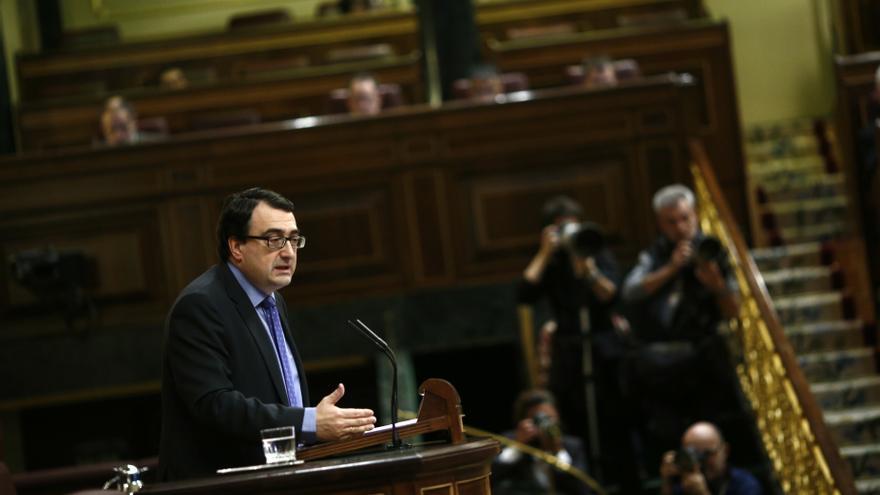 """El PNV recalca que el Rey """"no puede escaparse"""" a la transparencia y debe hacer público su patrimonio"""