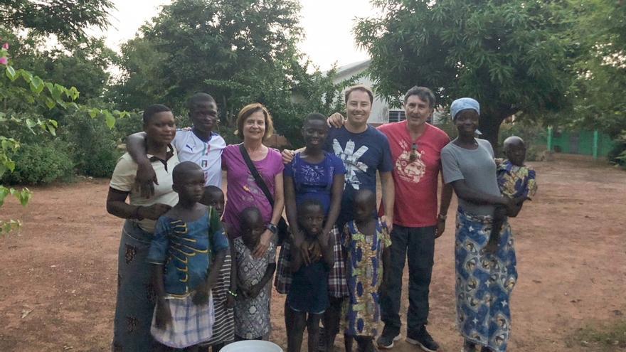Cantabria colabora en la dotación de equipamiento para el hospital de Tanguietá en Benin
