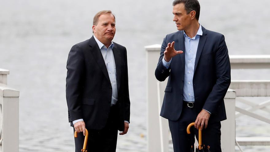 """Sánchez dice ser """"muy claro"""" sobre don Juan Carlos y evita hacer nuevos comentarios"""