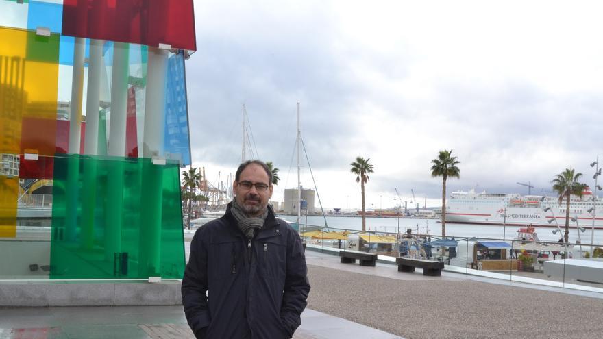 Montero, en el Puerto de Málaga | N.C.