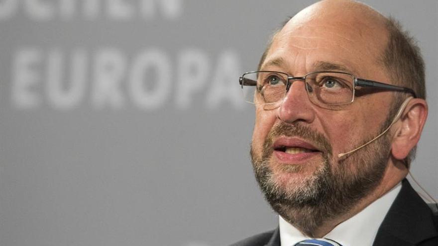 """El presidente del Parlamento Europeo dice que """"será difícil"""" trabajar con Trump"""