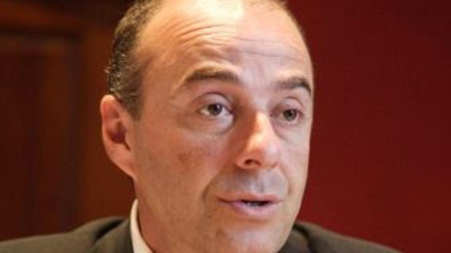 Miguel Zerolo, alcalde de Santa Cruz de Tenerife, en una foto de archivo ( CANARIAS AHORA)