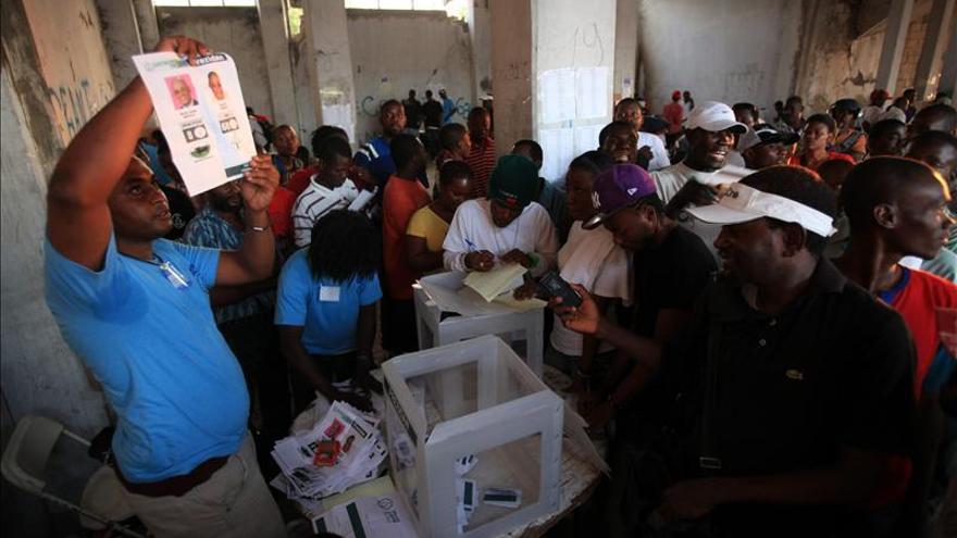 El Consejo Electoral de Haití anuncia las fechas de las elecciones
