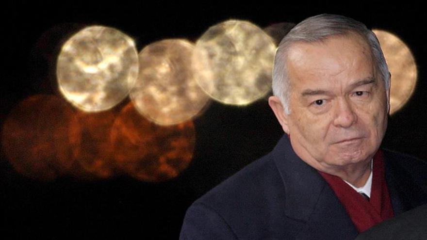 Karímov concurrirá a las presidenciales de Uzbekistán tras 25 años en poder