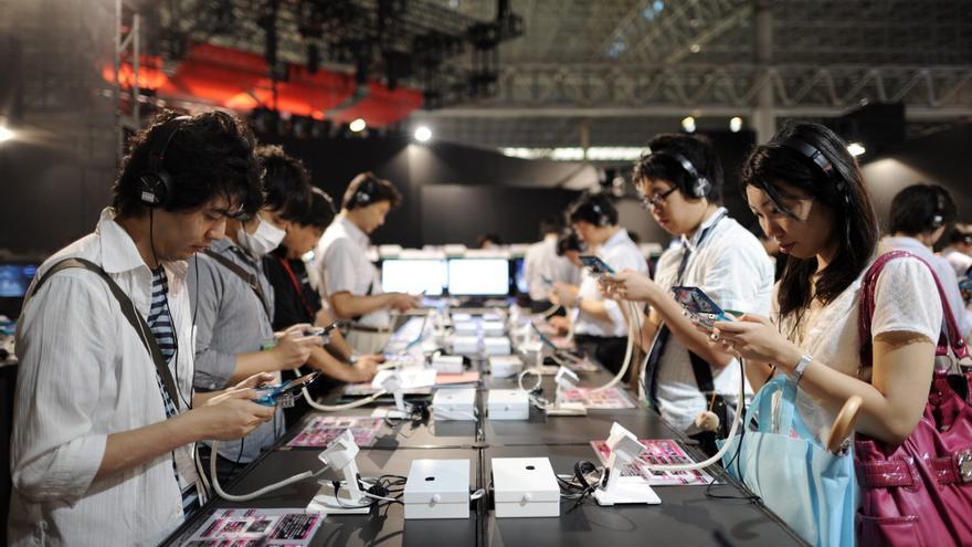 Tokyo Game Show abre sus puertas con la mirada puesta en los smartphones