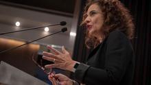 Montero acusa al Gobierno andaluz de mentir con las ayudas prescritas y exige denunciarlo ante el Tribunal de Cuentas
