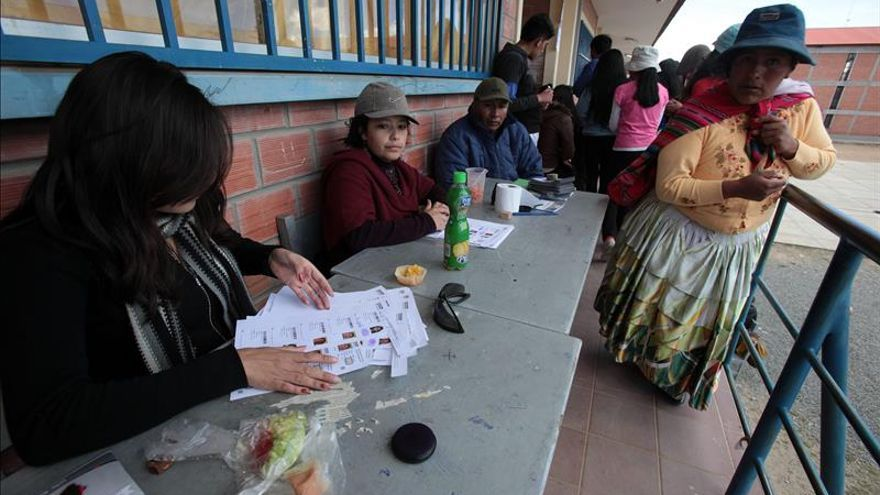 Bolivia inicia tres días de período de reflexión previo a las elecciones regionales