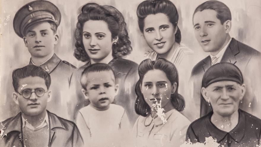 Familia Úbeda Malagón | Mapas de Memoria
