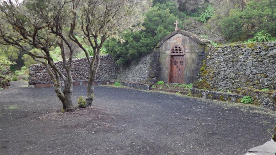 Ermita de San Salvador .
