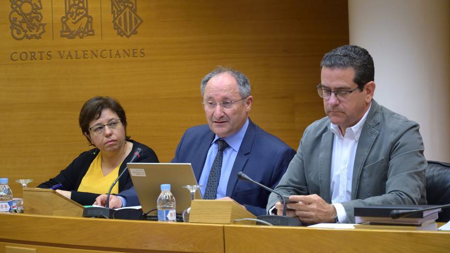 El director de la agencia valenciana antifraude, Joan Llinares