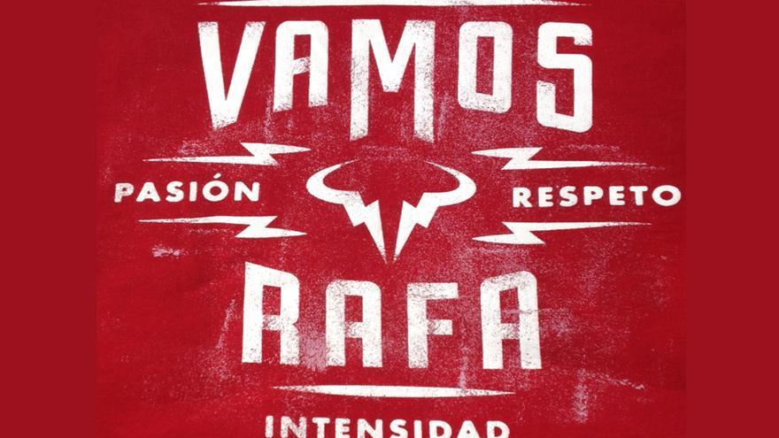 Camiseta Rafa Nadal