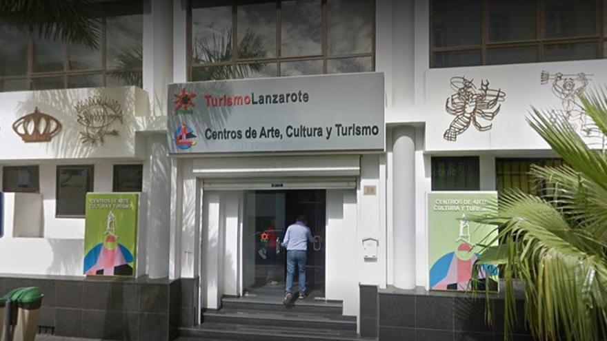 Sede central de los Centros de arte cultura y turismo de Lanzarote