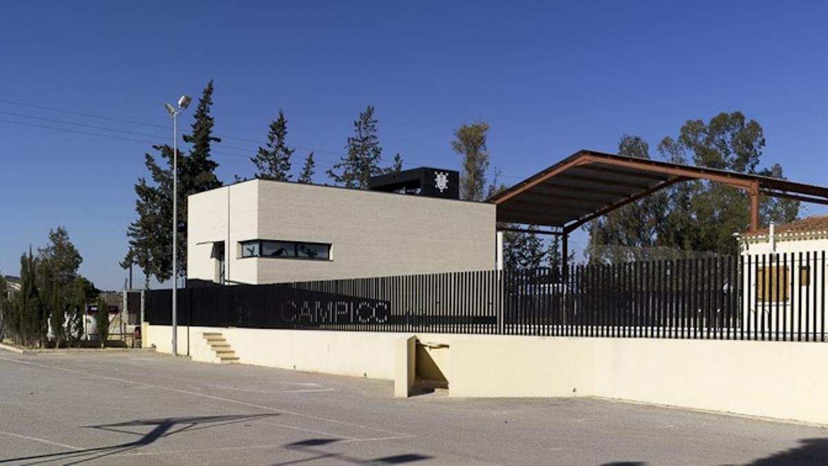 Centro EFA El Campico de Jacarilla.