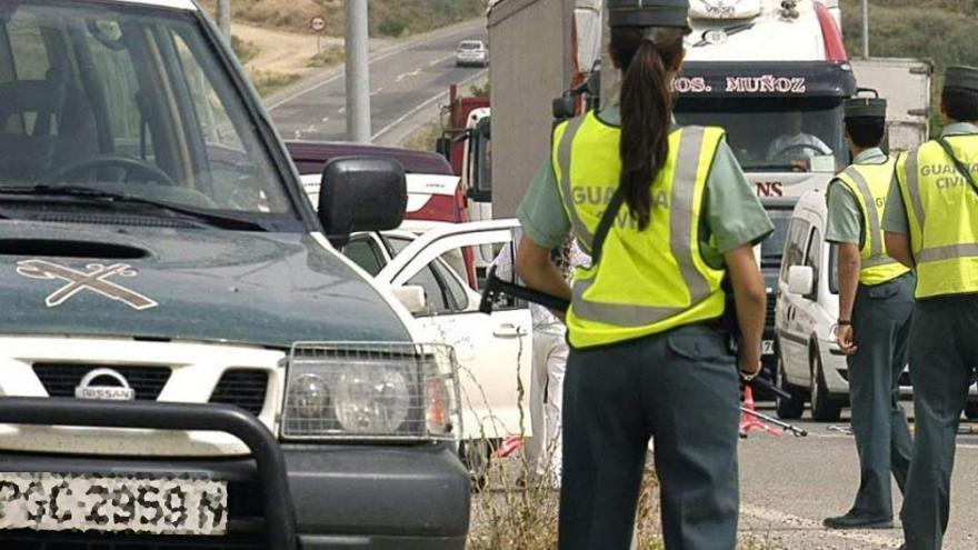 Resultado de imagen de ''El Bufo'' gran canaria guardia civil