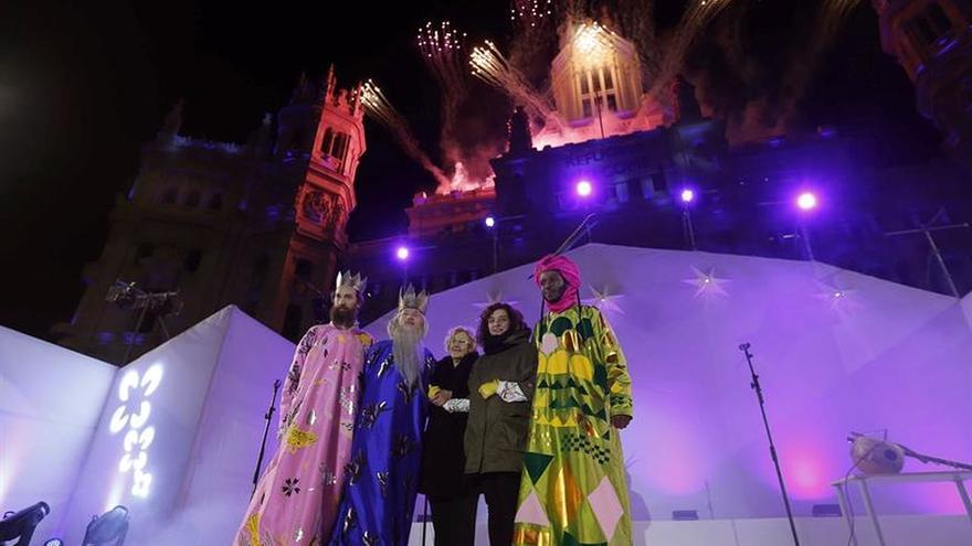 La cabalgata de Madrid y una gala musical para la noche de Reyes en La 1