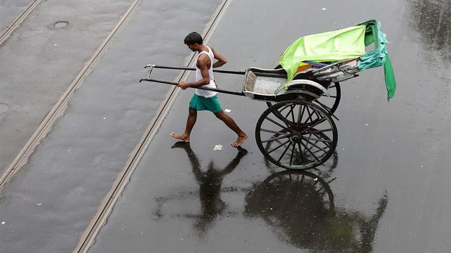 Al menos 18 muertos y 18 desaparecidos por fuertes lluvias en la India