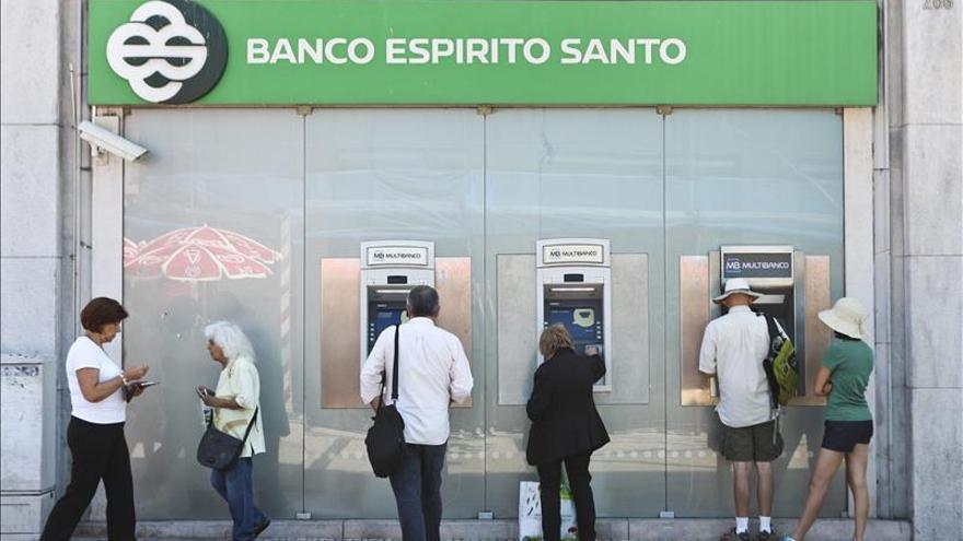 La CE autoriza el plan luso para el Banco Espírito Santo para garantizar la estabilidad financiera
