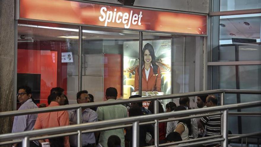 India SpiceJet comprará 205 aviones a Boeing por 22.000 millones dólares