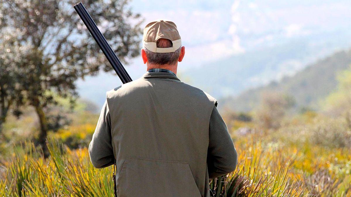 Imagen de un cazador   EP