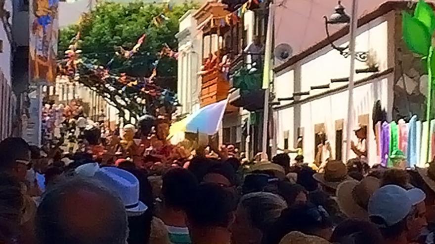 Fiesta de La Rama 2015.