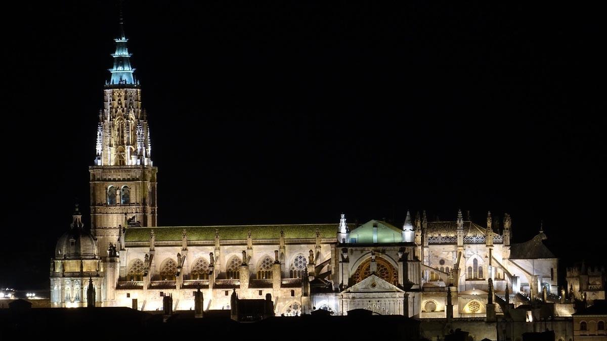La Catedral Primada de Toledo.