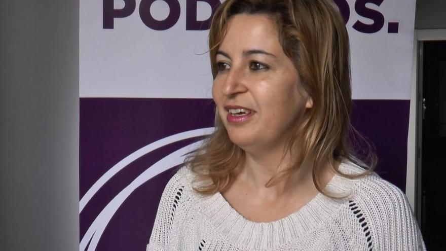 """Lizárraga (Ahora Andalucía) ve que polemizar sobre los debates """"quita atención"""" a proyecto político que debe ser Podemos"""
