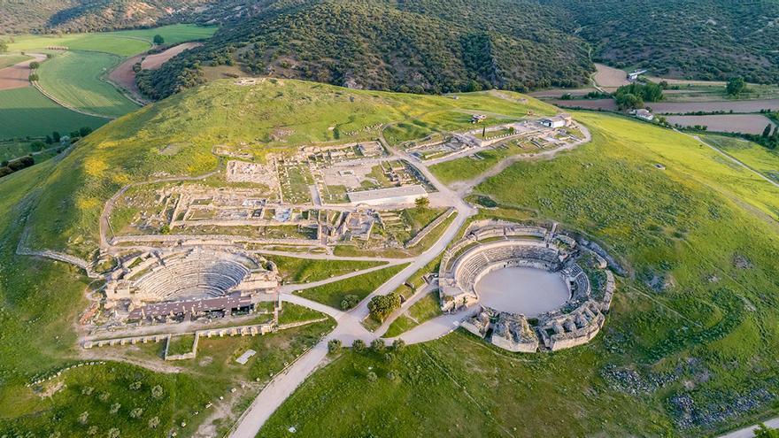 Parque Arqueológico de Segóbriga FOTO: Gobierno Castilla-La Mancha