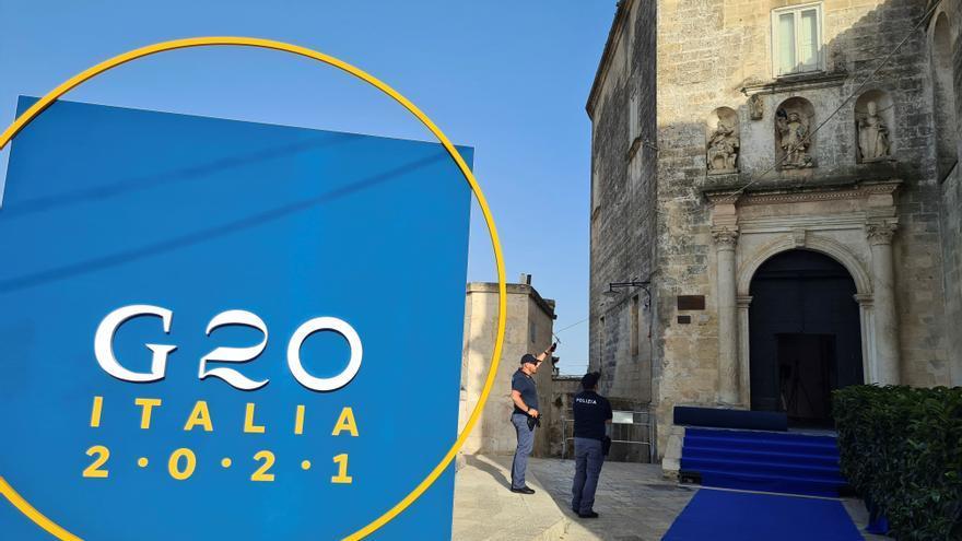 Los ministros de Exteriores del G20 se reúnen en busca de más cooperación