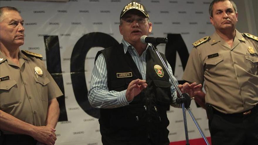 El ministro peruano del Interior viaja a Colombia para la entrega de Orellana