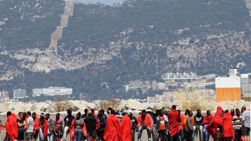 Salvamento rescata en Andalucía a 16.359 inmigrantes en 791 pateras