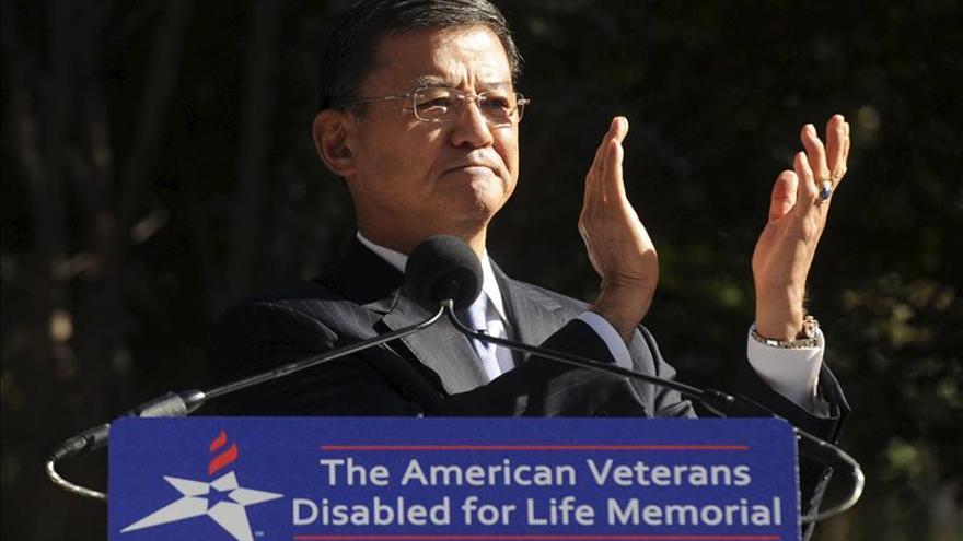 El secretario de Veteranos, ausente en la investidura para presidir EE.UU. en caso de ataque