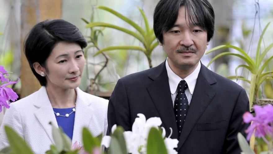 Los príncipes japoneses llegarán a Lima para reunirse con Humala