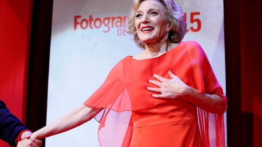 Marisa Paredes y Pablo Trapero, invitados del Festival de Cine de Santander