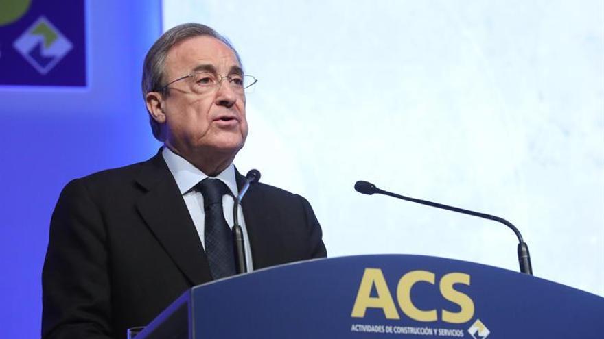 ACS dice que aún estudia opa sobre Abertis y que no ha tomado una decisión