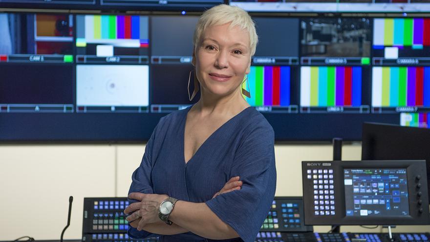 Rosa María Molló vuelve a TVE para presentar 'Informe Semanal'