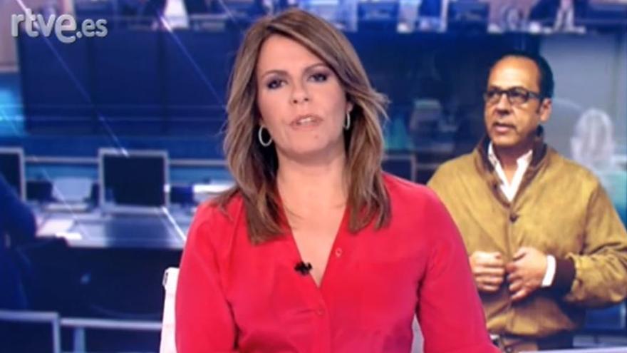El Telediario de TVE despacha en 40 segundos la declaración de 'El Bigotes'